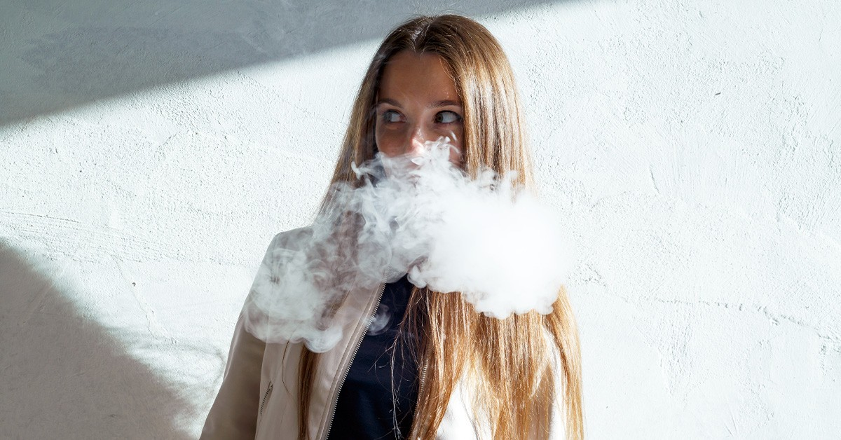 Hey, have you heard about vaping?