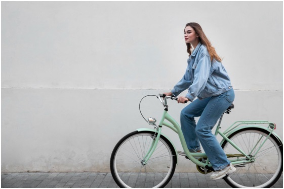 Top Health Benefits Of Cycling